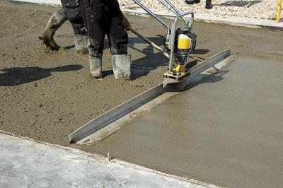 Bone Dry Pro Commercial Moisture Mitigation Concrete