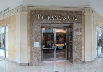 Tiffany's in King of Prussia Mall - King of Prussia, PA