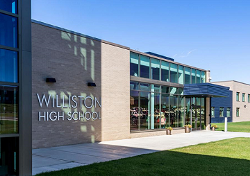 Williston High School CTE Building