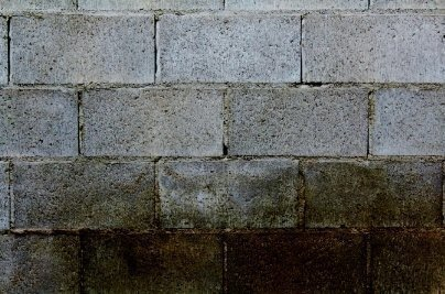 Bone dry primer prepare block walls for sealing porous - Sealing exterior cinder block walls ...